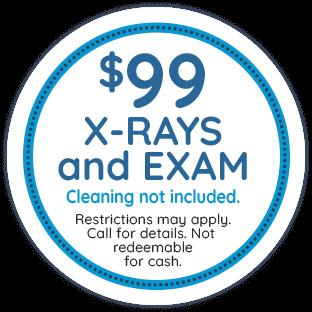 X-Rays and Exam